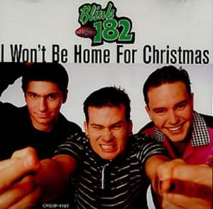 Blink+182+I+Wont+Be+Home+For+Christmas+153636