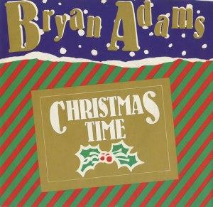 Bryan+Adams+Christmas+Time+-+Green+Vinyl+31059